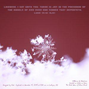 Firecracker Snowflake