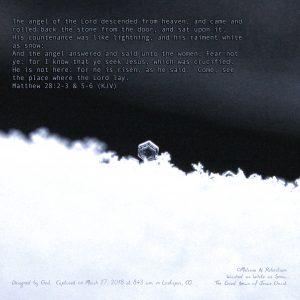 Stone Snowflake